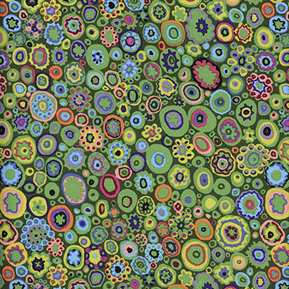 Kaffe Fassett Classics Fabric - Paperweight in Algae Green - GP20.ALGAE