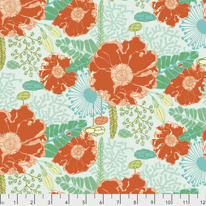 Marabella Quilt Fabric by Amy Reber - Abundance Large Floral in Multi - PWAR025.MONARCH