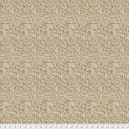 Merton (Morris & Co.) - Willow Boughs in Taupe - PWWM011.TAUPE