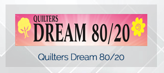 Quilter's Dream Batting  - Queen - 80/20 Blend Natural - 108
