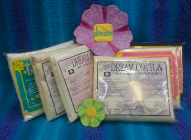 Quilter's Dream Batting  - N4 Natural Cotton Select - Double - 96