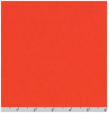 Kona Cotton Solid in Flame - K001-323
