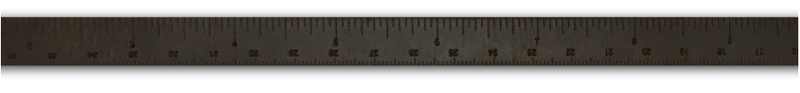 Wrist Ruler - Dark Brown