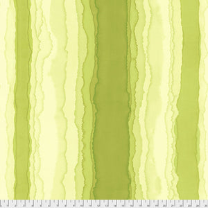 Stratosphere Quilt Fabric - Lime Green - PWFS051.LIME