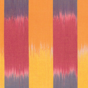 Artisan - Woven Ikat Stripe in Yellow - WOKF005.YELLO