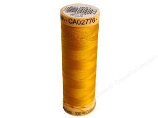 Gutermann Cotton Thread, 100m Pumpkin, 1661