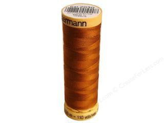 Gutermann Cotton Thread, 100m Nutmeg, 2030