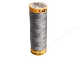 Gutermann Cotton Thread, 100m Gray Blue, 9240