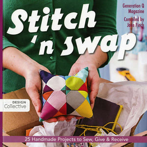 Stitch 'n Swap Quilt Book