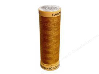 Gutermann Cotton Thread, 100m Spanish Gold, 1690