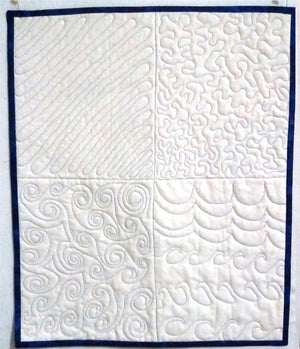 2020, 10/25 Free Motion Quilting Class with Kim -  1:30 - 4:30 PM