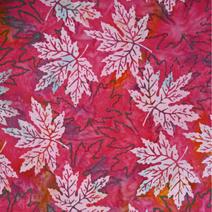 Helios - Maple Leaves in Madagaskar (Pink) - HL-4-1499