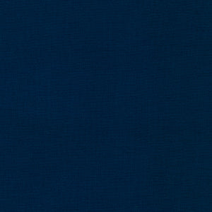 Kona Cotton Solid in Navy - K001-1243