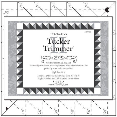 Tucker Trimmer II - DT05w