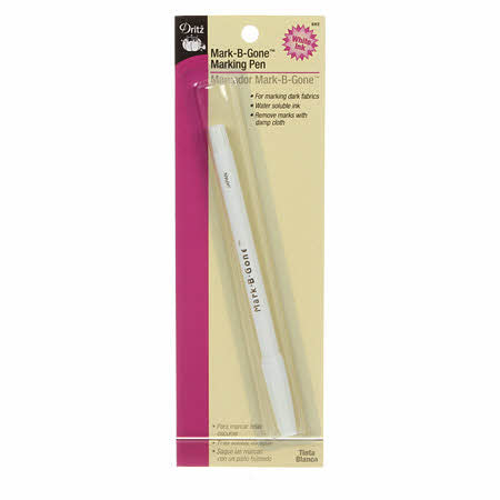Mark-B-Gone Marking Pen in White - 692PD