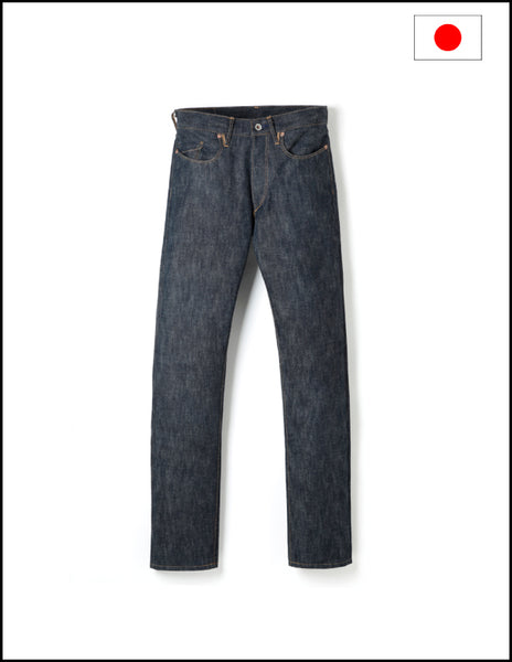 Stevenson Overall Co. Carmel - 220 Japanese Selvedge Denim