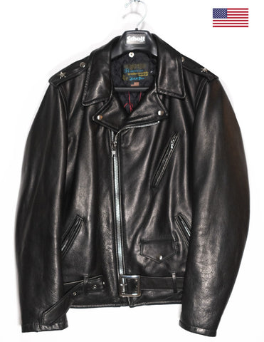 The Shop Vancouver Schott NYC Dealer Canada One Star 519 Leather Motorcycle Jacket Premium Motorcycle Culture Mens Clothing