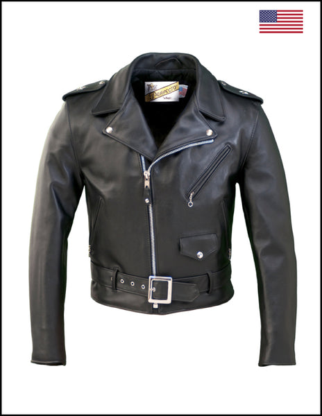 The Shop Vancouver Schott NYC Dealer Canada One Star 613 Leather Motorcycle Jacket Premium Motorcycle Culture Mens Clothing