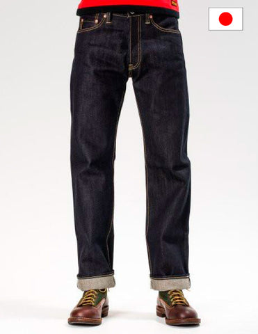 Iron Heart Denim The Shop Vancouver BC Canada Japanese Selvedge Denim