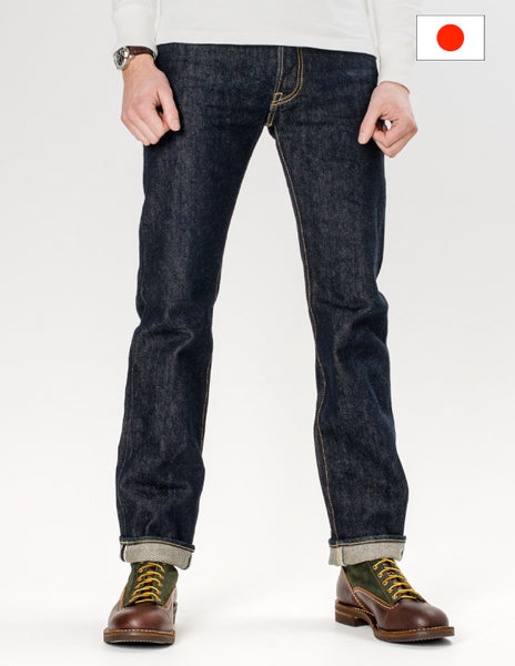Iron Heart IH-666S-21 21oz Japanese Selvedge Denim Jeans