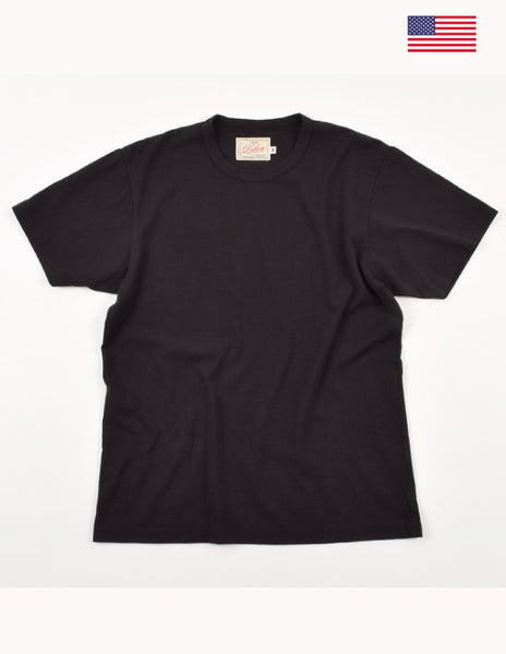 Dehen 1920 Heavy Duty T-Shirt Black