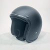 Classic Super Low Profile 3/4 Helmet Matte Black