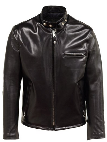 Schott NYC. 641HH Horse Hide Leather Jacket