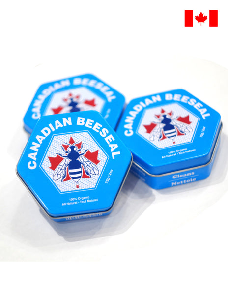 Canadian Bee Seal 75g Tin