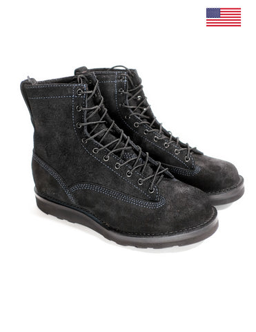 Wesco X The Shop Black D.H. Service Boot