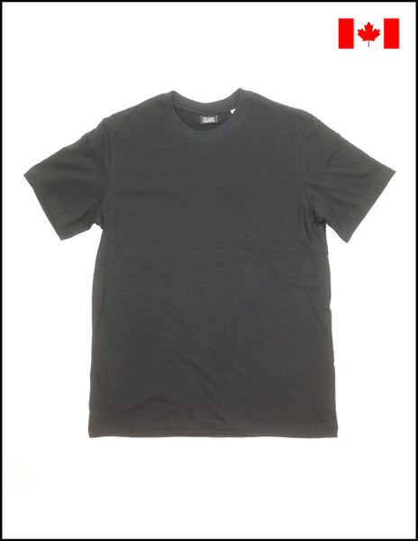 The Shop Vancouver Organic Cotton T shirt Black