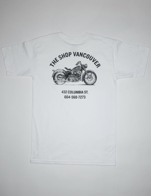 The Shop Dealership 2 K Model White T Shirt