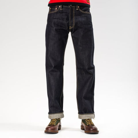 Iron Heart 634-XHS Japanese Selvedge Denim Jeans