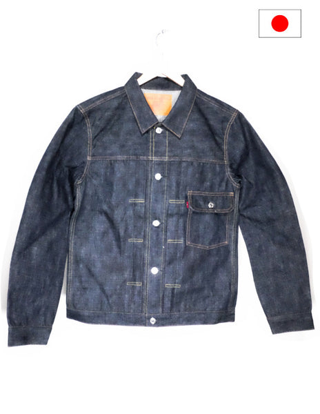 T.C.B Jeans Type 1 Japanese Selvedge Denim Jacket