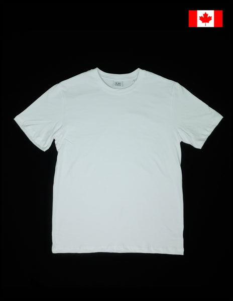 The Shop Vancouver Organic Cotton T shirt White