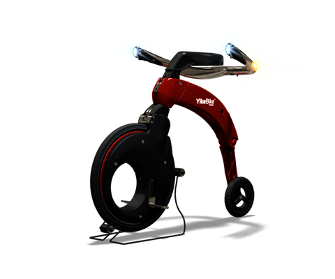 YikeBike Fusion Entire RED (Body & Rim)