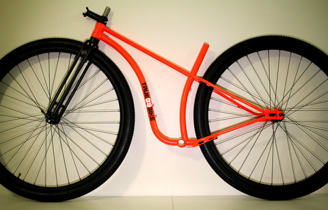 36 TRUEBIKE Orange Frame