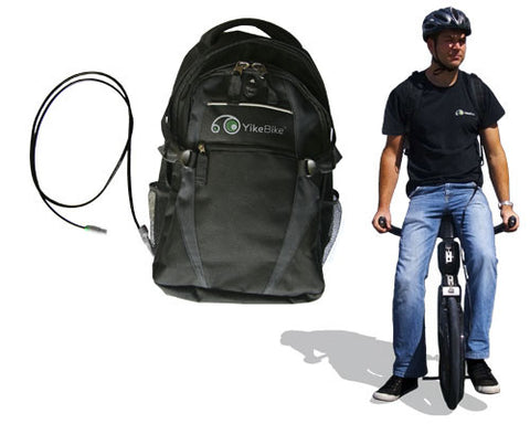 The battery backpack
