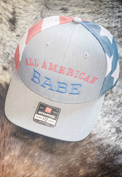 All American Babe Hat