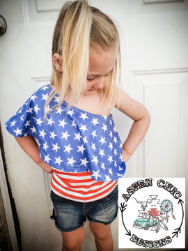 Kids 4th of July One Should Top
