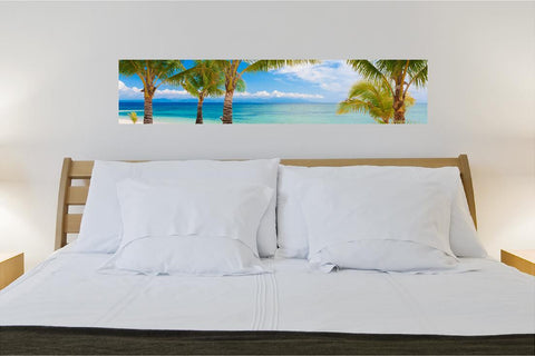Beach decal for your home 118 x 24 cm