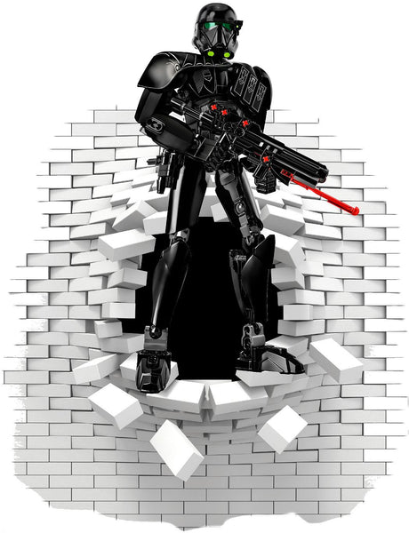Star Wars Wall Decal and Stickers Great in the children's room. - Art & Text