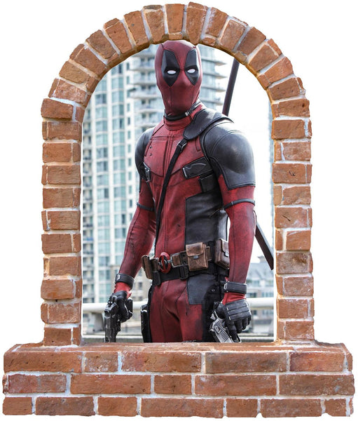 Deadpool wall Sticker and Decals... - Art & Text