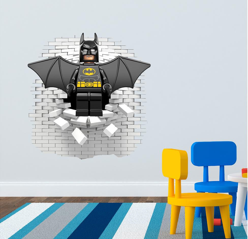 Batman wall decal and stickers. - Art & Text