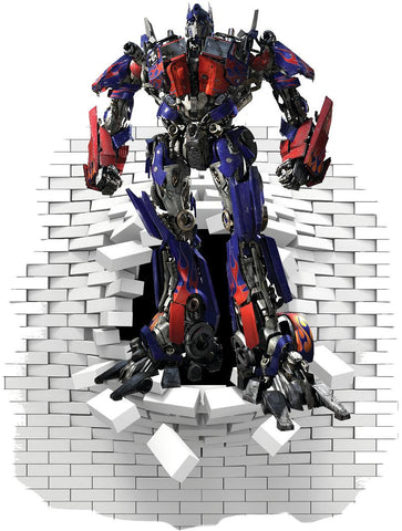 Transformers Wall decal and stickers. - Art & Text