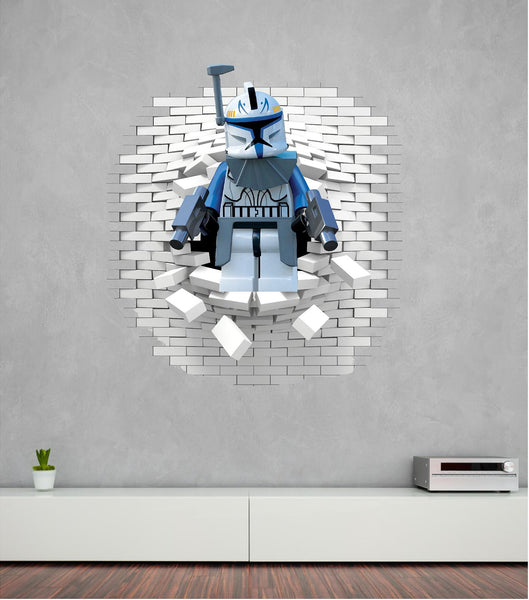 Star Wars wall decal and decals great in children's room. - Art & Text