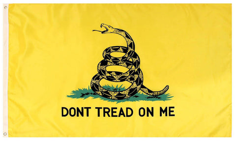Flag Gadson Don't Tread On Me 3ft x 5 ft