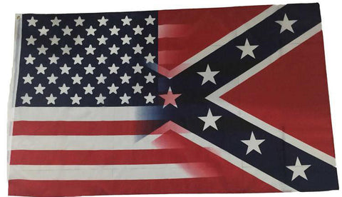 Flag America Rebel  3 ft x 5 ft