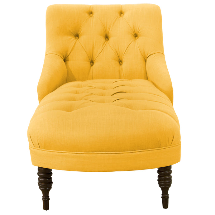Lulu Settee - French Yellow