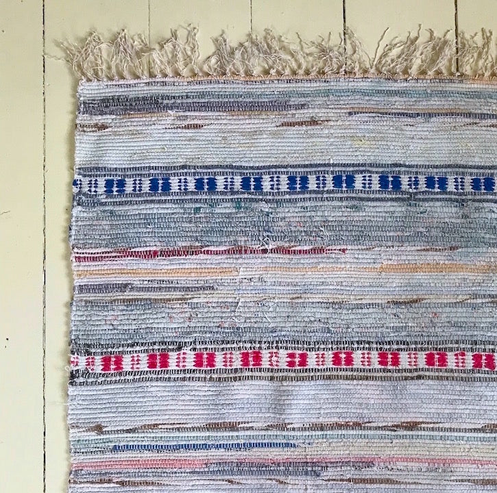 Beachy Stripe Vintage Runner