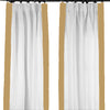 Brass Regency Curtain
